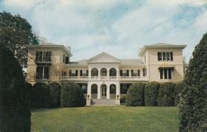 SWEET BRIAR, Virginia, 40-60s; President's House, Sweet Briar College