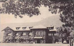 New York Bear Mountain Bear Mountain Inn 1947