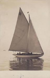 RP: SailBoat Sailing , Hamburg , Germany , PU-1914