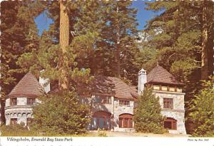Emerald Bay State Park - Lake Tahoe, California, USA