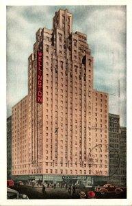 New York City Hotel Wellington 1941