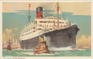 Cunard R.M.S. Samaria, 10-20s