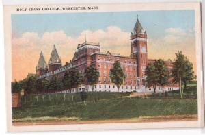 Holy Cross College, Worcester MA