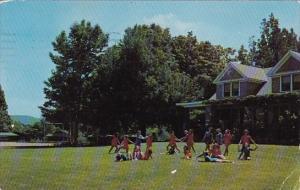Massachusetts Camp Lenore For Girls Hinsdale 1953