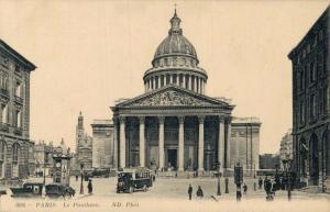 France Paris Le Pantheon 02.30