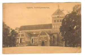 Uppsala, Trefaldighetskyrkan, Sweden, PU-1925