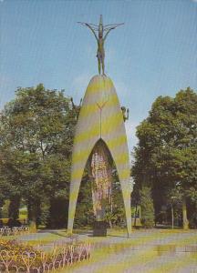 Japan Monument At Hiroshima