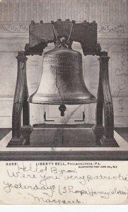 PHILADELPHIA , Pennsylvania , 1906 ; Liberty Bell