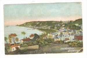 Swansea, Glamorgan, UK, PU-1904 The Mumbles
