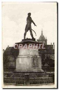 Postcard Ancient Monument Rapp Colmar