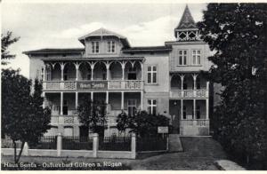 Haus Senta - Ostseebad Gohren a. Rugen