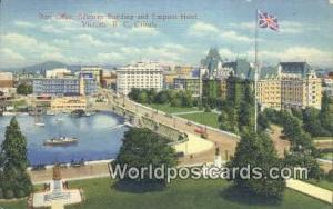 British Columbia, Canada Post Office, Belmont Buildings Victoria  Post Office...