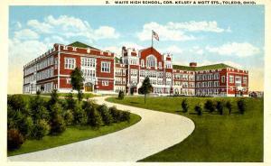 OH - Toledo. Waite High School