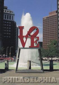Love Statue Philadelphia Pennsylvania