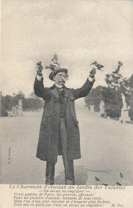 PARIS , France , 1900-1910´s ; Birdman #4
