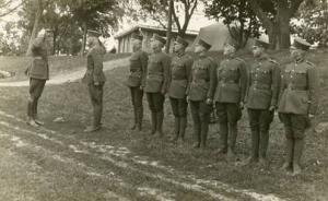 UK - British or German Soldiers   *RPPC