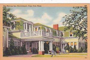 Massachusetts Cape Cod The Melrose Inn Harwichport