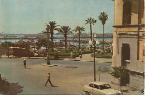 Postal 50522: CEUTA - Jardines de San Sebastian