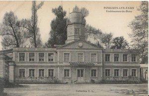 France Postcard - Pougues-Les-Eaux - Etablissement Des Bains - Ref 7459A