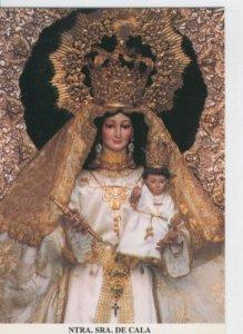 Postal 015449: Virgen Nuestra Señora de Cala