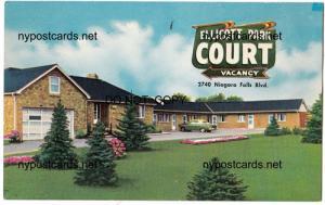 Ellicott Park Court, Niagara Falls NY