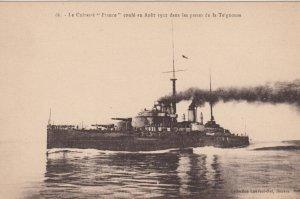 Warship : FRANCE , France , 1900-10s