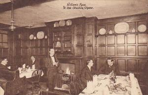 England Chester Ye Olde Cheshire Cheese Williams' Room