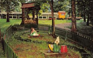 Santa Claus Indiana~Jack and Jill Fall Down the Hill~Enchanted Trail 1958 PC