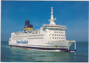 STENA INVICTA - STENA SEALINK FERRY