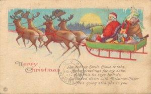 Christmas - Merry Christmas Im asking Santa Claus to take Extra Greetings 04.34