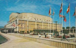 Canada Vancouver Queen Elizabeth Theatre
