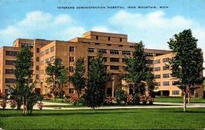 Michigan Iron Mountain Veterans Administration Hospital 1960