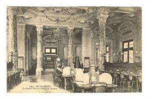 Interior, Le Grand Cercle, Salle de Lecture, Aix-les-Bains (Savoie), France, ...