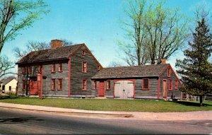 Massachusetts South Braintree The General Sylvanus Thayer Birthplace