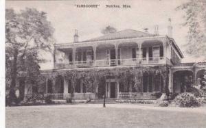 Mississippi Natchez Elmscourt Albertype