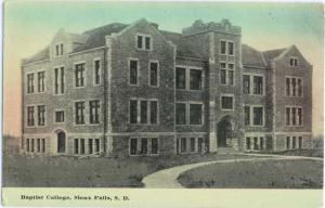 D/B Baptist College in Sioux Falls South Dakota SD