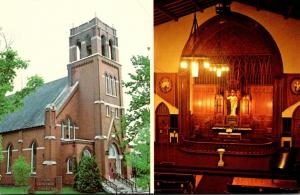 Minnesota Scandia Sixth and Current Sanctuary Of Elim Lutheran Church