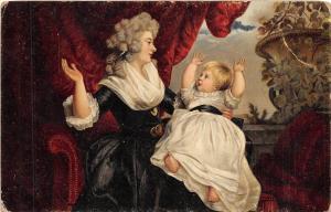B27485 Art Peintures & Tableaux Sir Joshua Reynolds Bidnis der Duchess of Devo