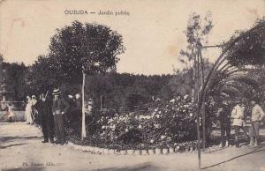 Jardin Public, Oudjda, Morocco, Africa, 1900-1910s