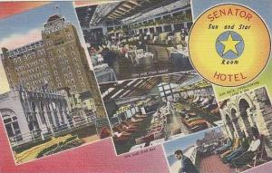 New Jersey Atlantic City Senator Sun And Star Room Hotel