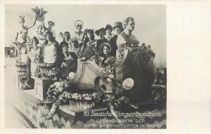 German Singing Association amateur singing choir festival parade Wien Austria