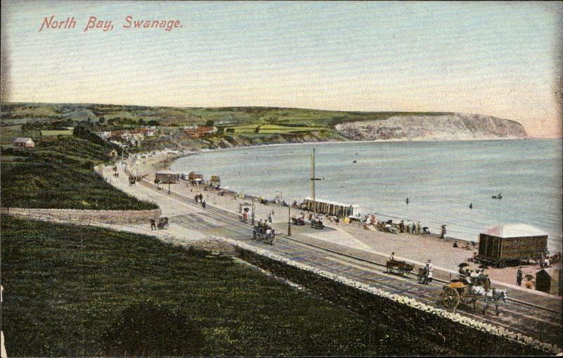 North Bay Swanage UK
