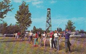 Field Archery Tournament Sugar Hill Near Seneca Lake South New York