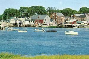 ME - Damariscotta, The Harbor