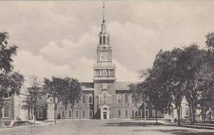 New Hampshire Hanover Dartmouth College Baker Library Albertype
