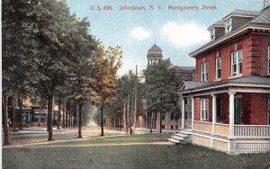 Montgomery Street Johnstown, New York