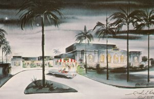 Palm Beach , Florida , 1950-60s ; Royal Ponciana Playhouse