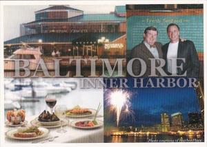 Maryland Baltimore Inner Harbor McCormick & Schmick's Seafood Restau...