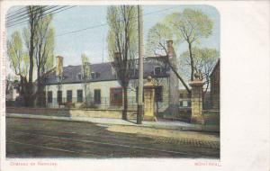 Chateau de Ramezay, Montreal, Quebec, Canada, 10-20s