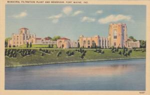 Filtration Plant , FORT WAYNE , Indiana , 30-40s